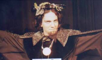 Peter Simon as Oberon in Midsummer Night's Dream - 1995
