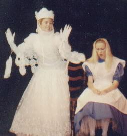 Annie Drury Alice in Wonderland sc...